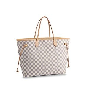 Neverfull GM Damier Azure 🦋